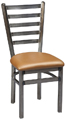 Alto Steel Ladderback Chair