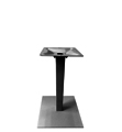 Aluminum Umbrella Table Base Black Finish