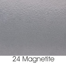 Magnetite Powder Coated Finish