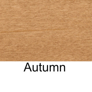 Wood Veneer Restaurant Table Standard Autumn Stain On Beech