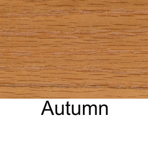 Wood Veneer Restaurant Table Standard Autumn Stain On Oak