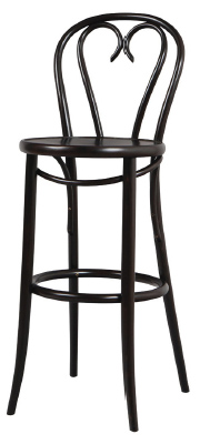 Candy Cane Bentwood Bar Stool Closeout