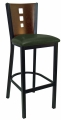 3 Square Bar Stool