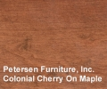 Colonial Cherry On Maple