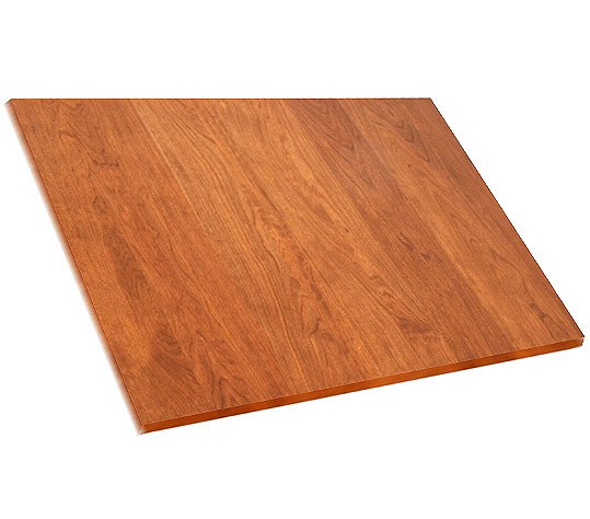Cherry Plank Veneer Restaurant Table