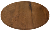 Mixed Plank Distressed Pine Restaurant Tables