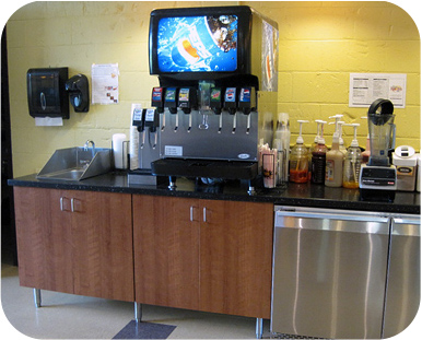 Restaurant Microwave Amp Micro Market Cabinets