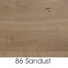 Sanddust Distressed On Birch Wood Species