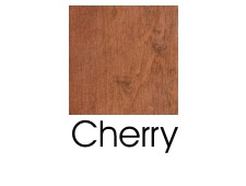 Cherry Stain On Beech Wood Species