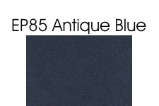 Naugahyde English Pub Antique Blue Vinyl