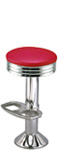 Floor Mounted Counter Stools
