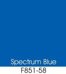 Spectrum Blue Plastic Laminate Selection