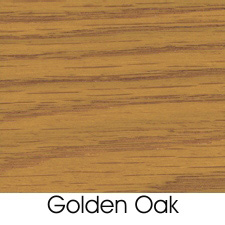 Golden Oak Stain On Oak Wood Species
