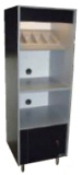 Narrow 72 Inch Microwave Cabinet