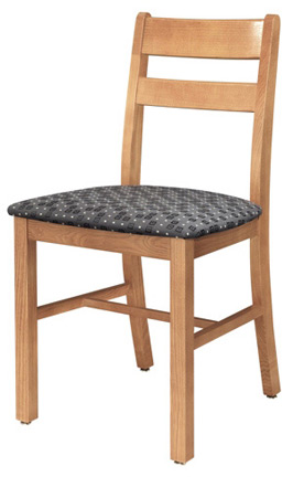 Prairie Schoolhouse Chair Upholstered Seat