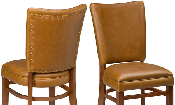 Reprise Wooden Chairs Front and Rear