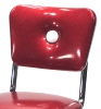 Big Button Back Soda Fountain Stool