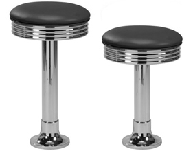 Diner Soda Fountain Stool Quick Ship Budget Style