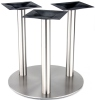 Stainless Steel Table Base For Large Tables