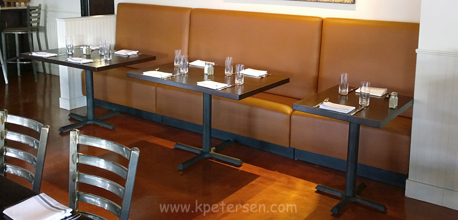 Stamped Steel Crossfoot Table Base Installation