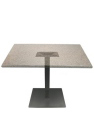 Table Bases Heavy Steel Plate Square