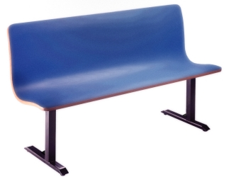 Laminated Plastic Bench Seating