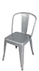Outdoor Armchair Steel Tolix