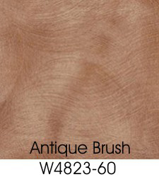 Antique Brush Plastic Laminate Selection