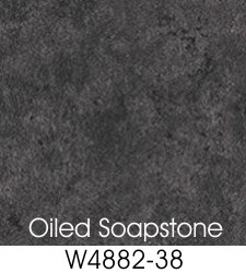 Oiled Soapstone Plastic Laminate Selection