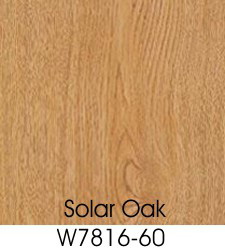 Solar Oak Plastic Laminate Selection