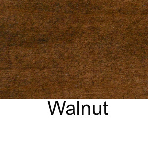 Wood Veneer Restaurant Table Standard Walnut Stain On Beech