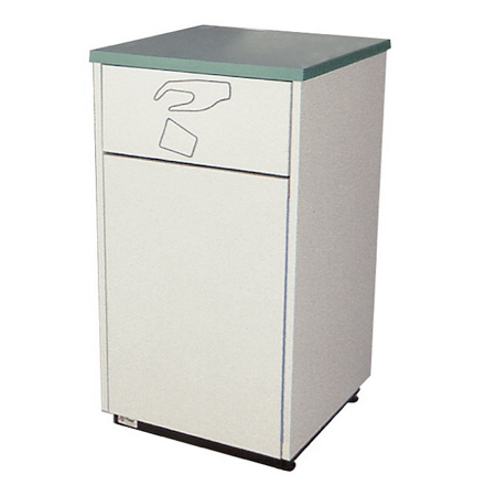 Decorator Single Waste Container
