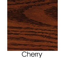 Cherry Stain On Oak