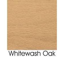 Whitewash On Oak