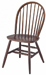 Early American Windsor Wood Chair